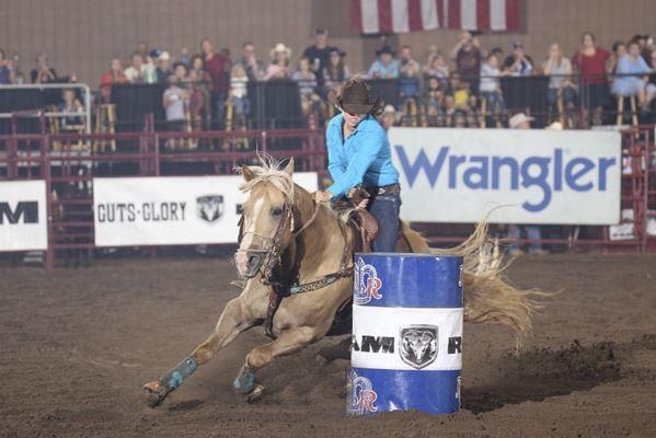 American Royal PRCA Rodeo 2017