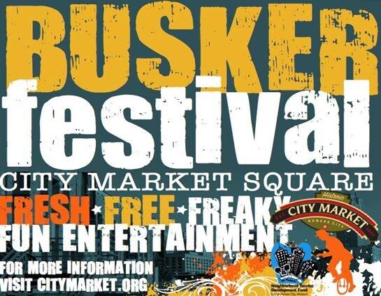 busker festival will return to city market in kansas city, missouri