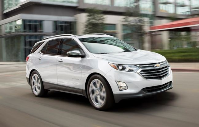 2018 Chevy Equinox Diesel Offers Outstanding Fuel Efficiency