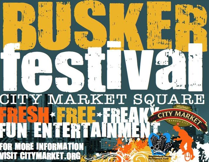 busker festival will return to city market in kansas city, missouri
