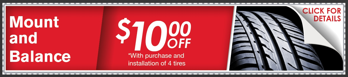 TIRES Coupon, Kansas City
