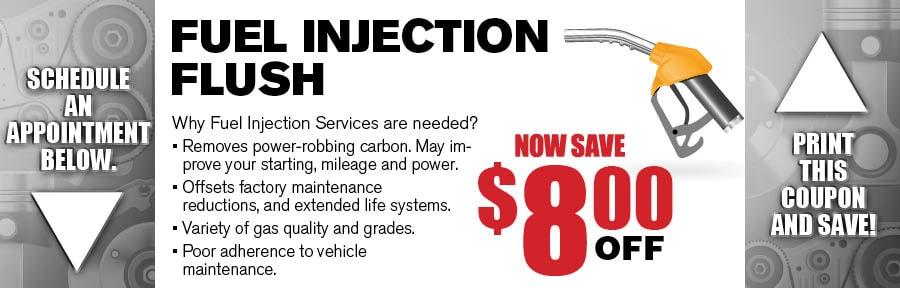 Chevrolet Fuel Injection Flush Kansas City MO | Kansas City