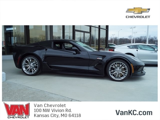 New 2019 Chevrolet Corvette Z06 For Sale in Kansas City MO K4214 | Kansas  City New Chevrolet For Sale 1G1YS2D63K5603160