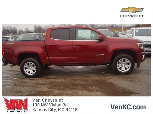 2018 Chevy Colorado Research New Trucks Kansas City Mo