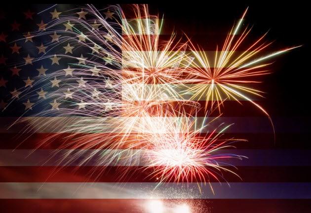 Fourth of July festivities in Springfield, Missouri