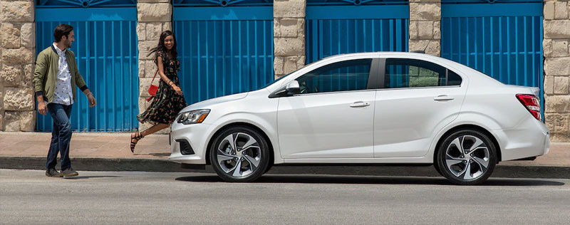 Chevy Sonic for Millennials