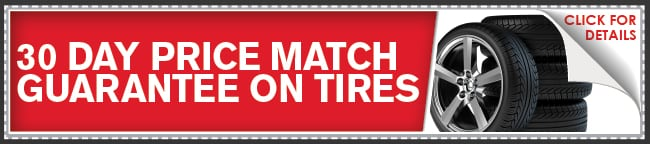TIRE PRICE MATCH Coupon, Kansas City