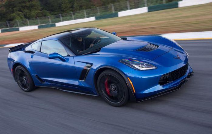 New Corvette Calibrations