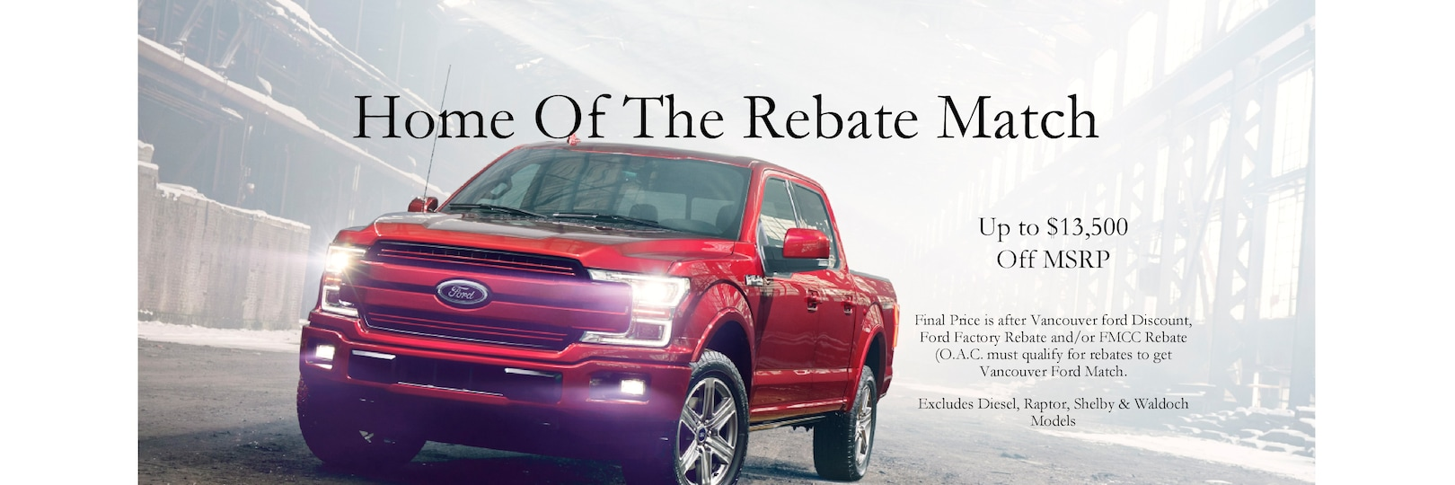 Vancouver Ford Inc. | Ford Dealership in Vancouver WA