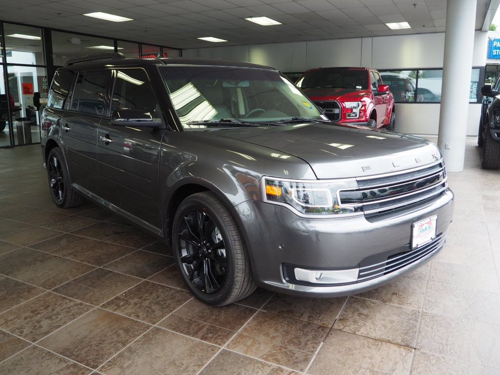 2018 Ford Flex Limited AWD Limited  Crossover w/EcoBoost