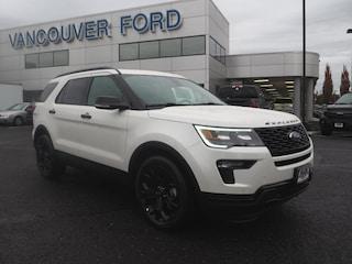 2019 Ford Explorer Sport AWD Sport  SUV