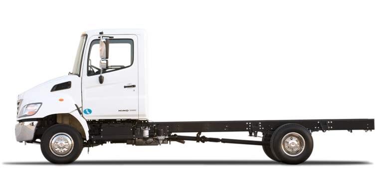 Hino 185 | Vancouver Hino Truck Sales