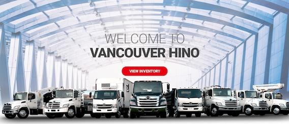 Vancouver Hino | Heavy Trucks : Hino dealership in Burnaby