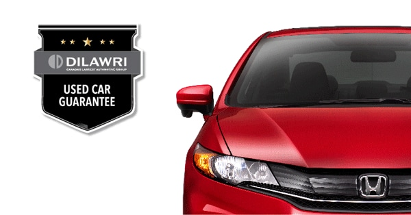 Used Car Guarantee At Vancouver Honda