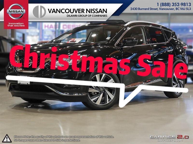 2017 Nissan Murano Platinum AWD CVT (2) SL Platinum CPO Demo SUV