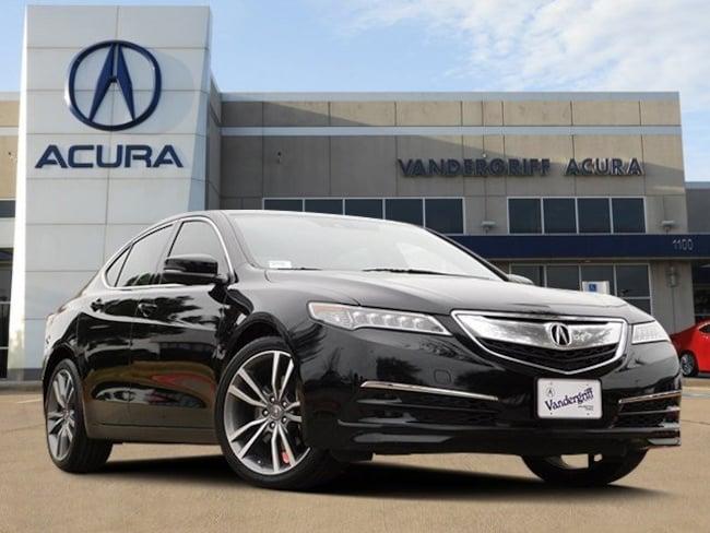 2015 Acura TLX Tech (DCT) Sedan