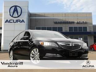 2016 Acura RLX Sport Hybrid Base w/Advance Package (DCT) Sedan
