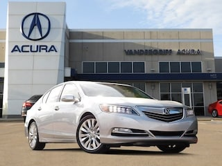 2014 Acura RLX RLX with Advance Package Sedan
