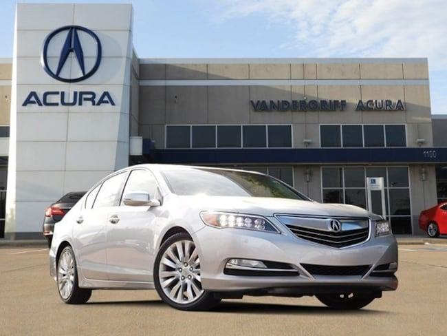 2014 Acura RLX RLX with Advance Package Sedan