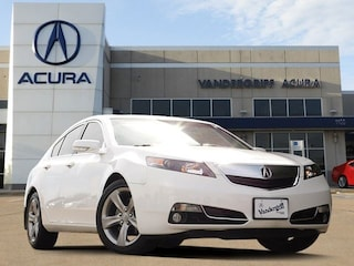 2013 Acura TL TL with Advance Package Sedan