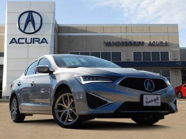 2019 Acura ILX Base Sedan