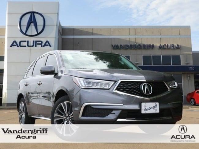 2019 Acura MDX 3.5L Tech Pkg SUV