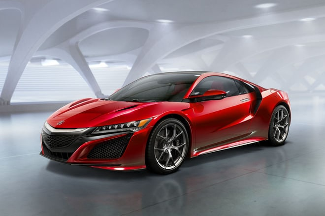 The NSX Nameplate Brings Back A Lot Of Good Memories For Sports Car  Enthusiasts. The First Generation Model Debuted In 1990 And Was Designed To  Rival ...