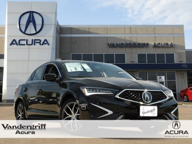 2019 Acura ILX with Technology Sedan