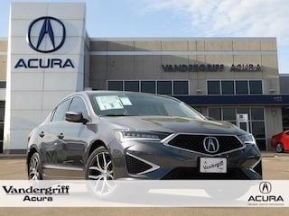 2019 Acura ILX with Premium Sedan