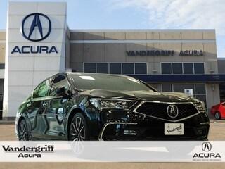 2019 Acura RLX Sport Hybrid SH-AWD with Advance Package Sedan