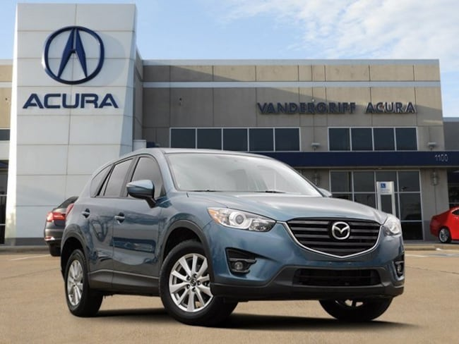 used 2016 mazda mazda cx-5 touring for sale in arlington tx