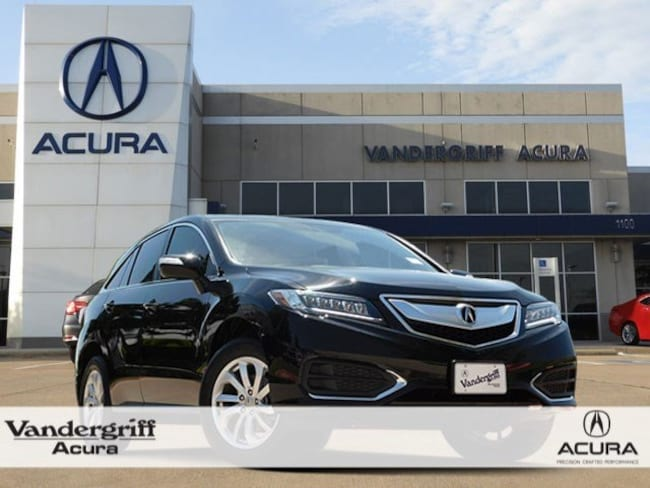 2017 Acura RDX V6 with Technology Package SUV