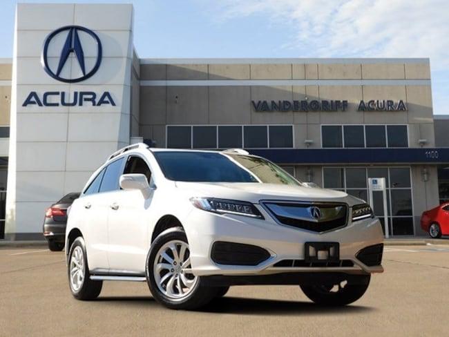 2017 Acura RDX V6 SUV