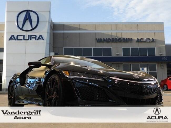 2018 Acura NSX Base Coupe