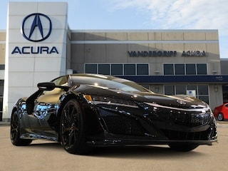 2018 Acura NSX Base Coupe