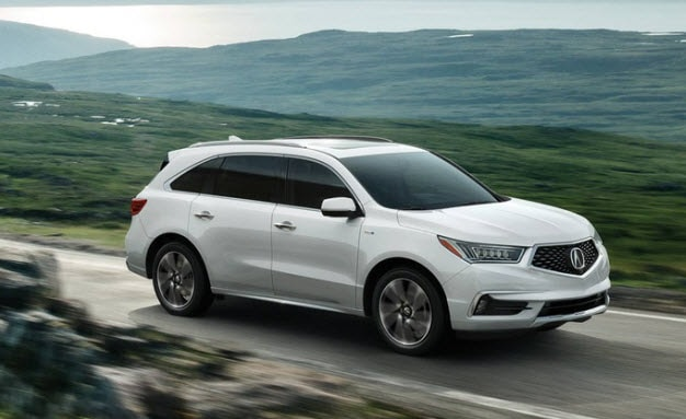2018 Acura MDX Is Coming to Vandergriff Acura on