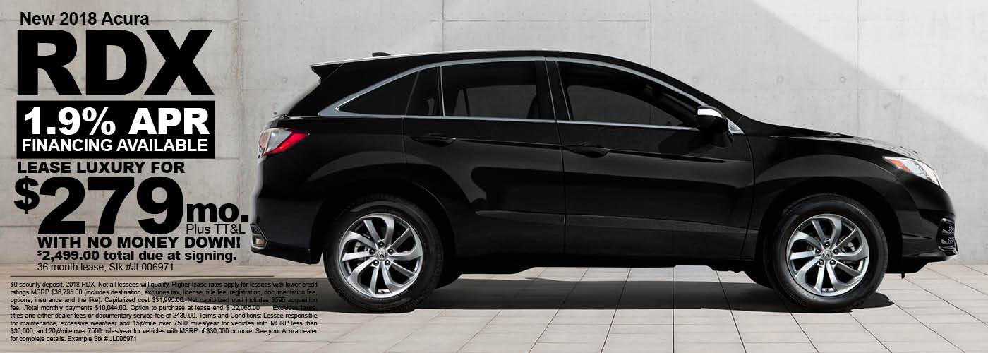Dallas-Area Acura Dealer | Vandergriff Acura Dealership | Arlington TX