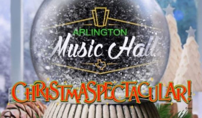 CHRISTMASPECTACULAR! Will Return To Arlington, Texas
