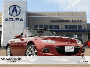 2015 Mazda Mazda MX-5 Miata Grand Touring Convertible