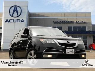 2011 Acura MDX SUV