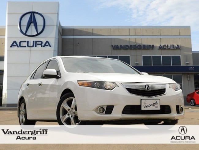 2014 Acura TSX TSX 5-Speed Automatic Sedan