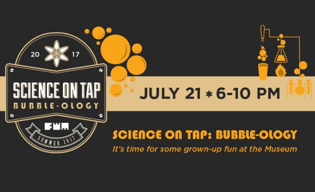 Science on Tap - Bubble-ology