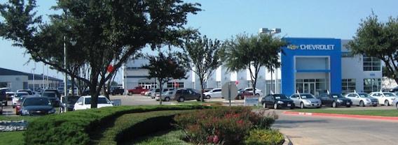 About Vandergriff Chevrolet In Arlington Texas Chevrolet Dealer Information