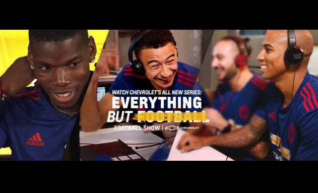 Everything but Football, Football Show