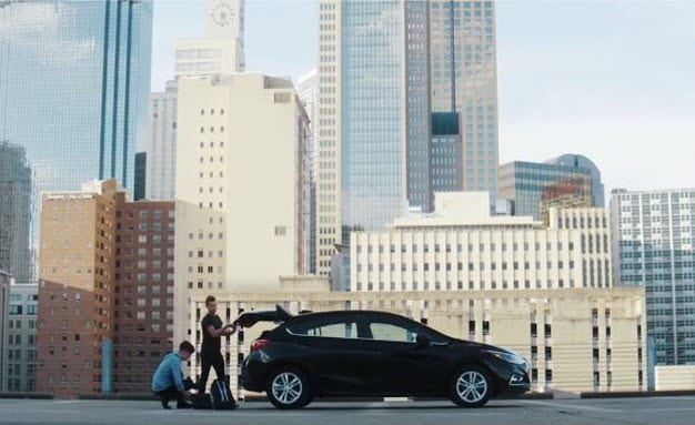 Chevy Cruze Hatch - Dallas