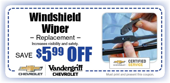 Windshield Wiper, Arlington, TX Automotive Service Special Special