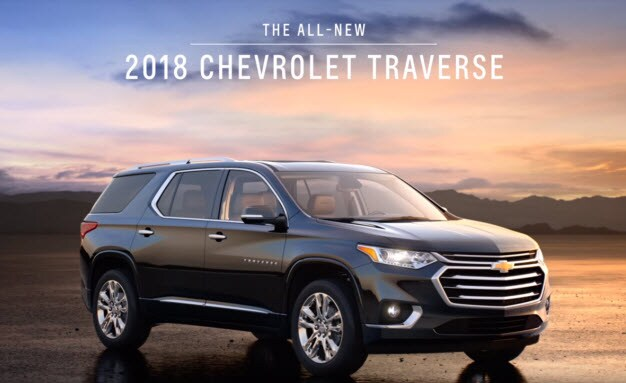 2018 Chevrolet Traverse in Arlington, TX