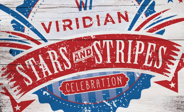 Viridian Stars & Stripes Celebration