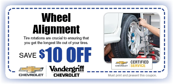 Wheel Alignment, Arlington, TX Automotive Service Special Special