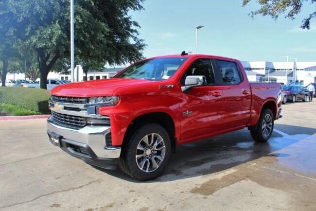 New 2019 Chevrolet Silverado 1500 For Sale In Arlington Tx Kz114466